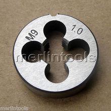 9 мм х 1 метрический правосторонний под давлением M9 x 1,0 мм шаг