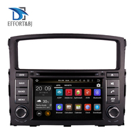 Android 9.0 Octa Core 4GB RAM Car Radio Stereo For Mitsubishi Pajero V97 2006 2015/Montero BT GPS NAVI CD DVD Multimedia Player