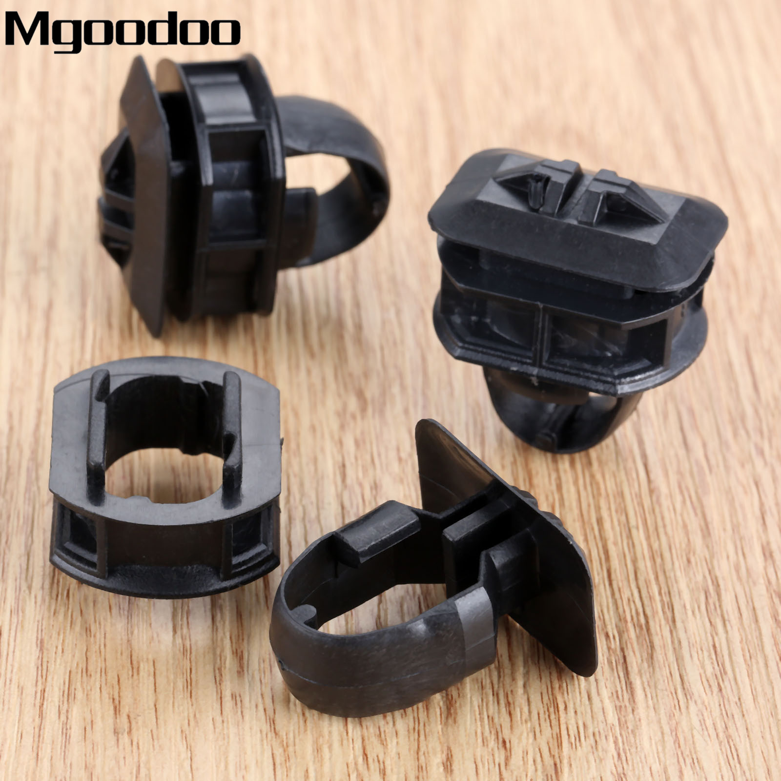 Image 4 - Mgoodoo 10set Side Skrit Trim Clips Auto Car Accessories For Mercedes Benz C/E/CLK class-in Auto Fastener & Clip from Automobiles & Motorcycles