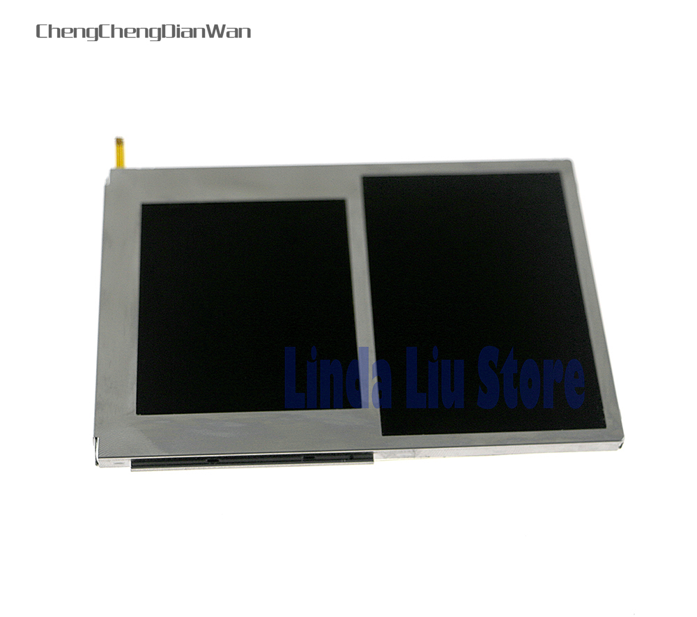 Replacement Genuine For 2DS LCD Display Screen 3pcs/lot
