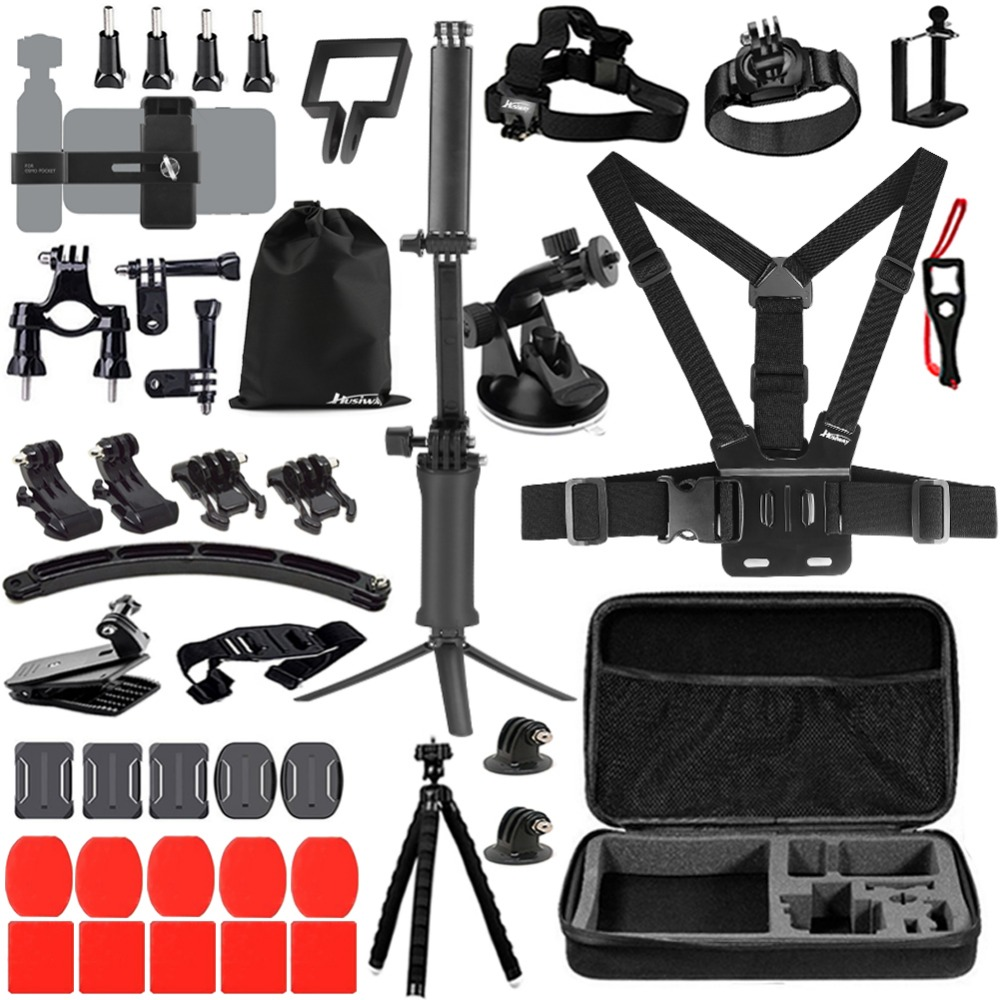 Husiway for Dji Osmo Pocket Accessories Kit Set with
