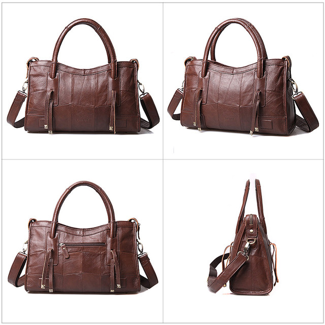Cobbler Legend Genuine Leather Women Shoulder Bags 2020 New Trend