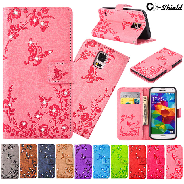 Flip case for Samsung Galaxy S5 S 5 neo G900f G900H G900A G900FD SM-G900FD SM-G900A SM-G900H SM-G900F Wallet Case Phone cover
