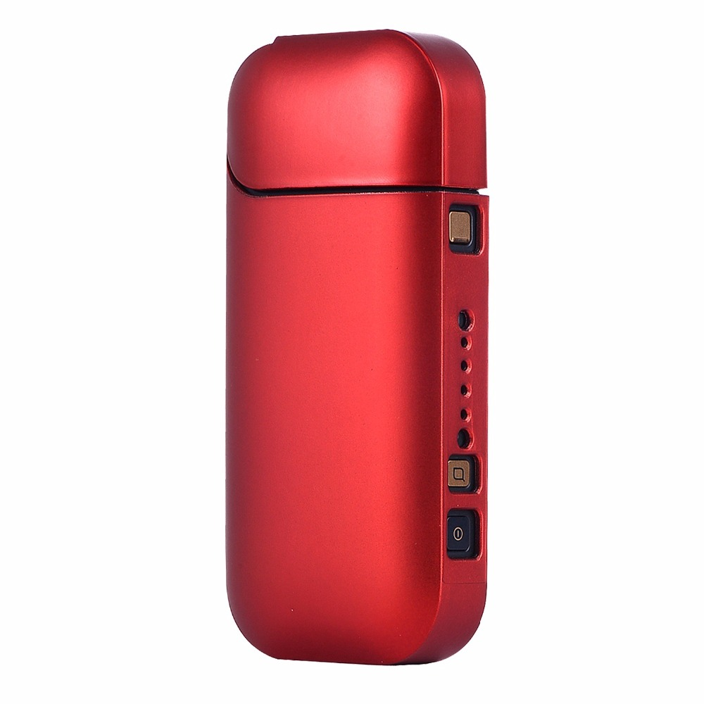 5 Colors Spray Paint PC Case for IQOS Pocket Charge Anti Scratch Cover IQOS  2 4 Plus Protective Case Cover Sleeve