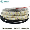 Super Bright LED Strip Light 5630 5M 300LED Waterproof  DC12V Flexible LED Strip,60LED/m, Warm white, White Free Shipping
