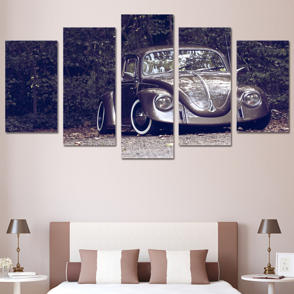 5 Piece Printed Movie poster Painting Sitting Room Decor Print Poster Picture Canvas Painting Home Decoration FREE ART Five27 in Painting Calligraphy from Home Garden