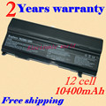 JIGU New 12cell laptop battery PA3399U-1BAS PA3399U-1BRS PA3399U-2BAS PABAS057 PABAS076 PABAS077 For Toshiba M100 M105 A80-117