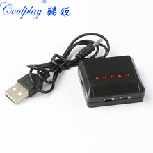 5 in 1 Balance charger for RC Quadcopter Syma X5C X5SW X5SC X5A Haboson H107C H107L