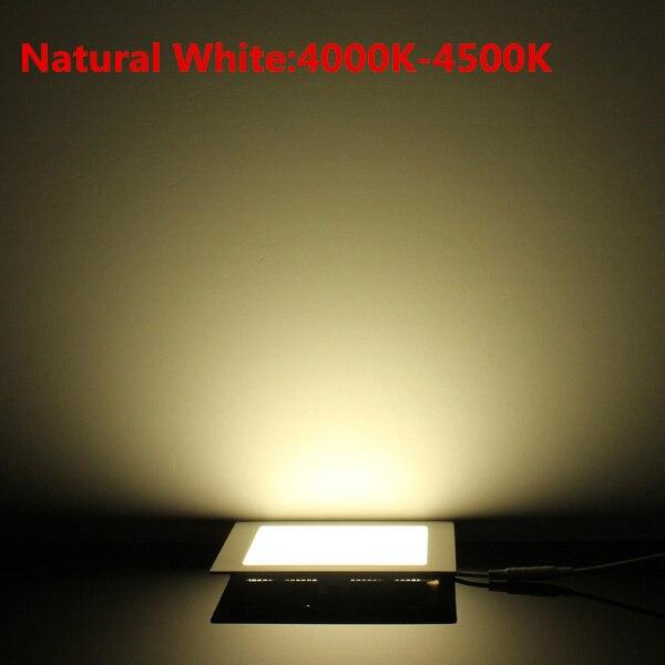 Downlights 3-25 w branco quente/natural branco/branco Tipo de Ítem : Downlights