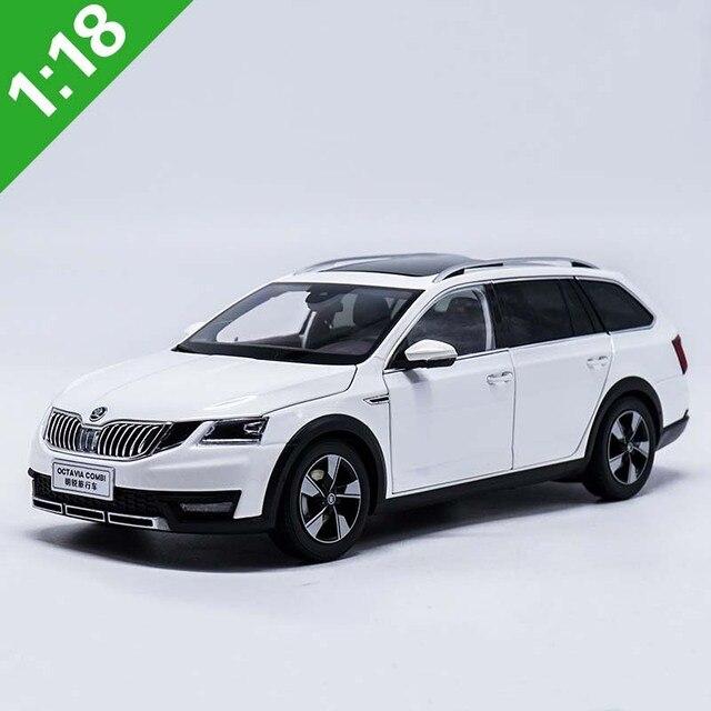 ede0dc37bd New 1 18 VW Skoda Octavia Combi Wagon Diecast Metal Car Model Toy For Boy