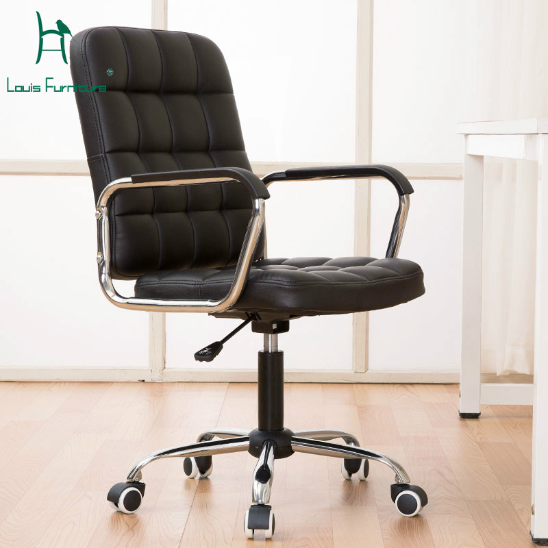 Admirable Us 46 0 Louis Fashion Computer Office Chair Stool Swivel Lift Seat Students Modern Minimalist Home In Office Chairs From Furniture On Aliexpress Com Cjindustries Chair Design For Home Cjindustriesco