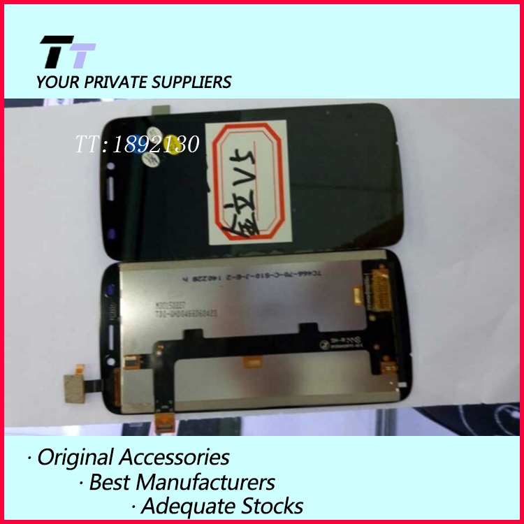 100% Original For Gionee V5 LCD display screen+Touch digitizer Replacement for gionee v5 Free Shipping new 15 6 for acer aspire v5 571 v5 571p v5 571pg v5 531p touch screen digitizer glass replacement frame