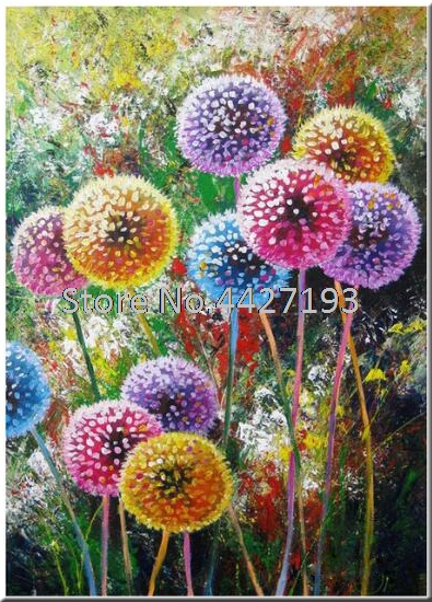 5D Diamond Embroidery Dandelion Diy Painting Cross Stitch Full Mosaic Home Decoration Square Drill