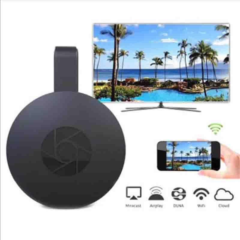 2018 Venta caliente MiraScreen G2 TV stick inalámbrico de alta calidad WiFi Dongle pantalla DLAN 1080 P HD TV Stick RK3036 receptor