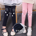 Autumn Winter baby girls leggings plus thicking fleece warm leggings pants for girl kids fashion pants trousers children's pants