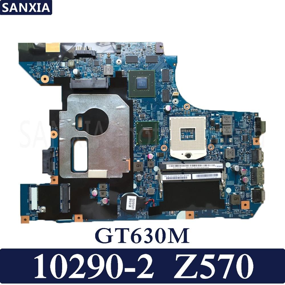 KEFU 10290-2 Laptop motherboard for Lenovo Z570 Test original mainboard GT630MKEFU 10290-2 Laptop motherboard for Lenovo Z570 Test original mainboard GT630M