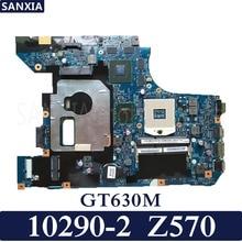 KEFU 10290-2 carte mère d'ordinateur portable pour Lenovo Z570 Test carte mère d'origine GT630M