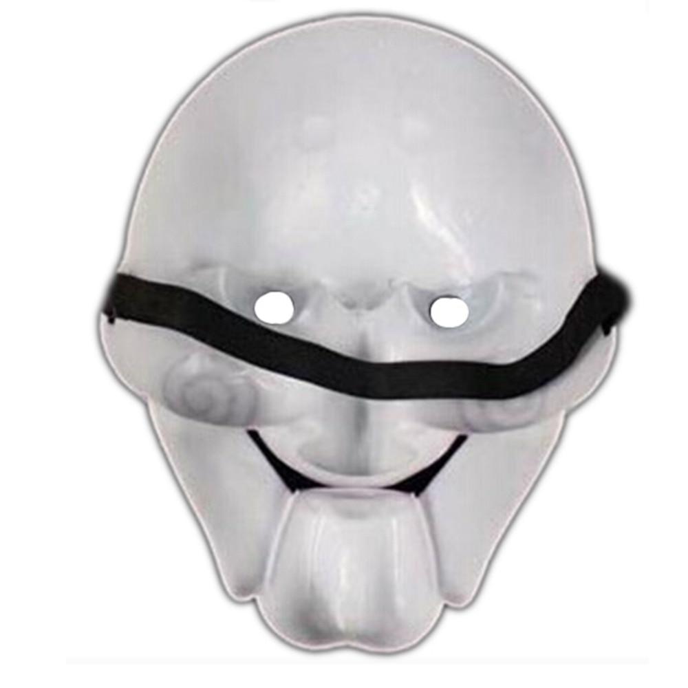 Halloween Decorations Masks Creepy Saw Latex Halloween gift full ...
