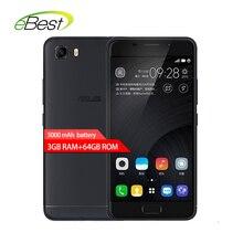 ASUS Zenfone Pegasus 3s max ZC521TL mobile phone 5000mAh 5.2 inch MT6750 Octa Core android 7.0 64G ROM Fingerprint ID smartphone