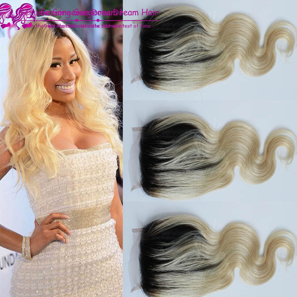 Dark Roots Blonde End 1bt613 7a Grade 10 12inch Stock Vir Gin