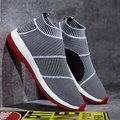 Times New Roman 2016 de Alta Calidad de Los Hombres Pisos Zapatos de Moda Transpirable Hombres Zapatos de Lona Ocasionales Zapatos Hombre zapatos Para Hombre de Pisos