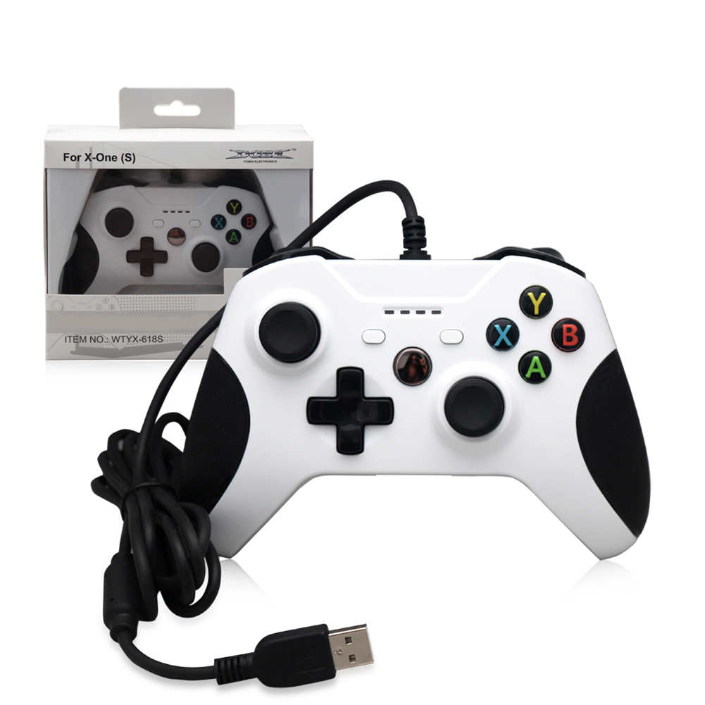small resolution of  xbox one controller usb usb wired game controller usb gaming gamepad joystick for
