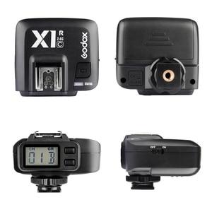 Image 5 - Godox X1 キット TTL 2.4 グラムワイヤレスフラッシュトリガートランスミッタ & レシーバーニコン用、キヤノン用ソニー godoxTT685 V860 フラッシュスピードライト