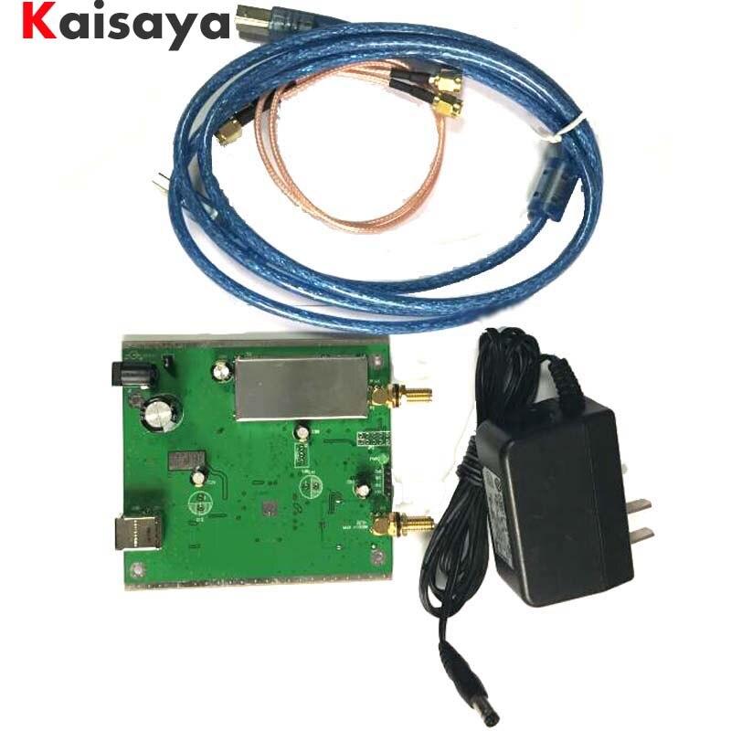 Analyseur de balayage USB NWT500 0.1 MHz-550 MHz + câble SMA + adaptateur d'alimentation + câble USB B3-006