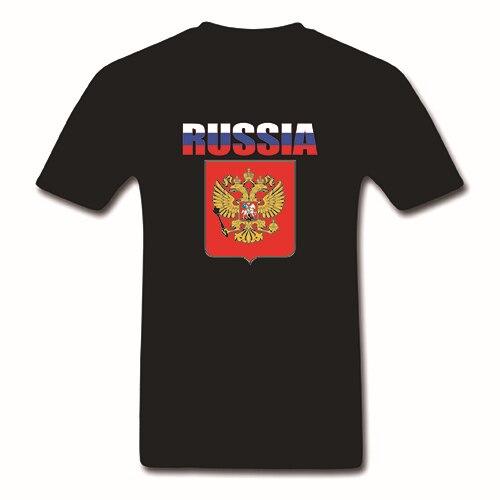 product Russland Russia Moskau Moscow Kazan T-Shirt Men's Fashion Top Tee Shirt High Quality 100% Cotton Custom Print T Shirt Euro Size