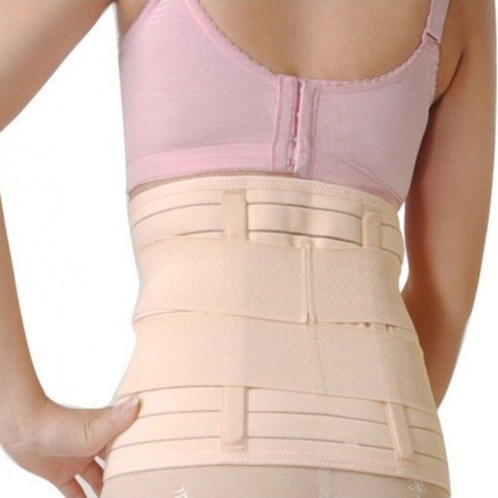 Postpartum Belly band weight loss body wrap Tummy Wrap Corset Girdle postpartum body shaper belly belt girdles faja postpartum