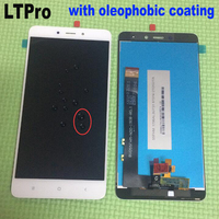 LTPro Geniune NEW LCD Display Touch Screen Digitizer Assembly For Xiaomi Redmi Note 4 MTK Helio