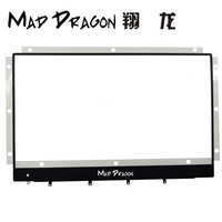 MAD DRAGON Brand laptop NEW 13.3 LCD Front Trim Cover Bezel Plastic for Dell XPS13 XPS 13 9343 9350 9360 LCD Bezel 0114PC 114PC