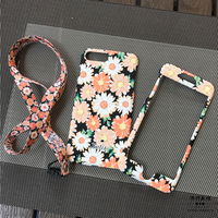 Daisy Matte Case For Iphone 7 Plus 360 Full Body Front Back Protect Cover For IPhone