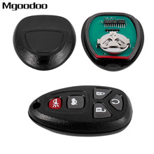 купить 5 Buttons Car Remote Key Case Shell KOBGT04A Keyless Entry Key Fob For Chevrolet Malibu Cobalt Pontiac G5 Buick Allure LaCrosse дешево