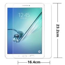 HD liquid crystal display Tempered Glass movie for Samsung galaxy Tab S2 9.7 Wi-Fi T810 9.7″ pill Anti-shatter Display Protector Protecting movies