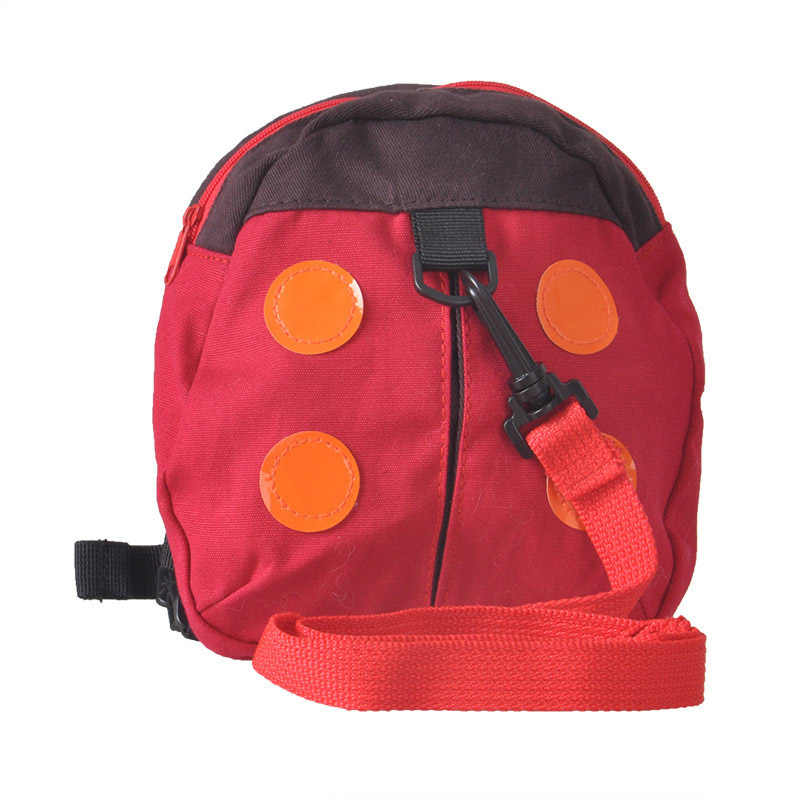 5fa557d425 Detail Feedback Questions about Ausuky Brand New Kids Fashion Animal School  Batman Bag Cotton Lovely Children Anti Lost Small Ladybug Travel Backpack  Pack ...