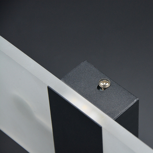 Image 4 - Feimefeiyou 6W 29cm PIR 모션 탐지기 + 빛 센서 lampada Led 빛 적외선 인간의 신체 유도 램프 벽 램프