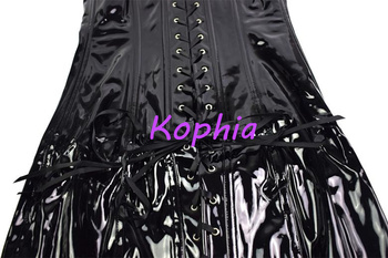 Latex Corset Dress  5