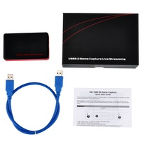 1080P 60fps Full HD Video Recorder For Winodws Mac Linux Support Live Streaming 287 HDMI to USB Video Capture Card Device