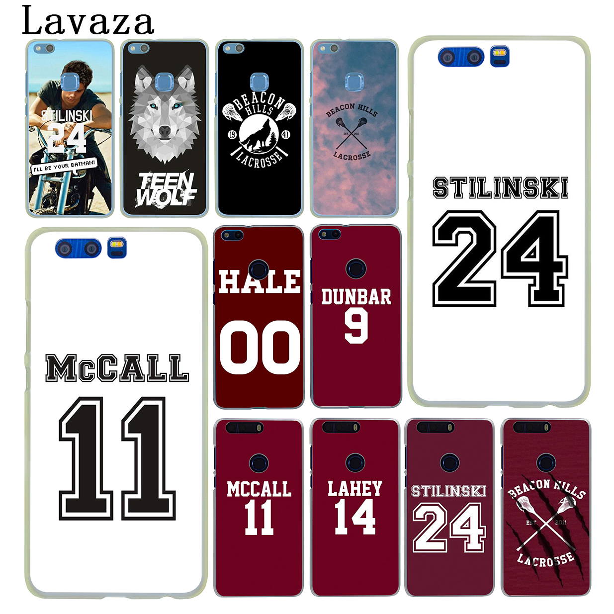 Lavaza Classique Teen Wolf Scott Quote 11 Case For Huawei Y5 Y3 Y6 II Y7  2017 2018 Nova 2 Plus 2S 2i Honor 10 8 9 Lite 7 7X In Half Wrapped Case  From ...