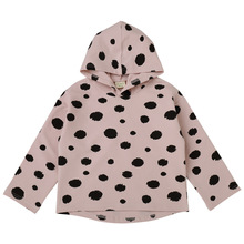2019 new childrens clothes dot print girls long-sleeved cotton wave point pullover baby girl fashion hoodie winter sweatshirt
