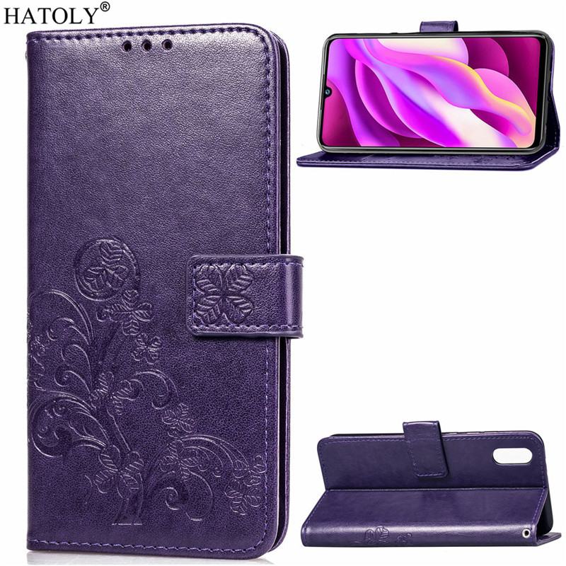 Phone Case For Vivo Y97 Cover Flip Case Vivo Y97 Case Silicone Leather Wallet Case Funda Vivo Y97 Phone Cover Vivo Y97