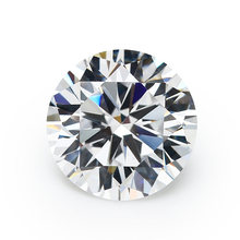Размер 1 ~ 10 мм класс aaaaa белый кубический цирконий камень