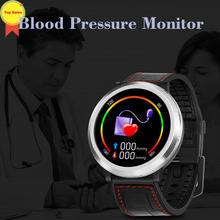 2019 Smart Bracelet Band GPS smart band heart rate blood pressure monitoring waterproof Fitness bracelet for Android IOS watches