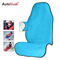 AUTOYOUTH Light Blue Auto Seat Cushion Car Seat Protector Pet Mat Dog Seat Covers Car Cover