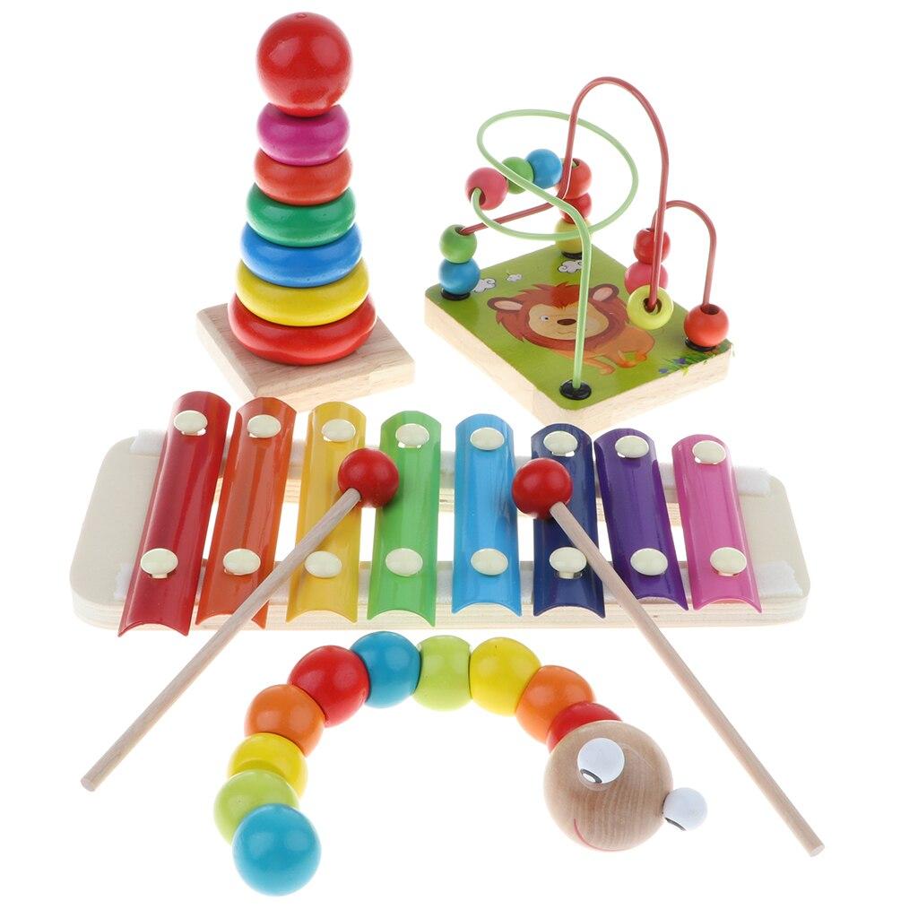Egg Shaker Baby Musical Instrument Toy Music Development Sensory Toys