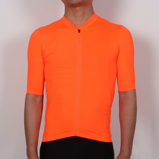 SPEXCEL 2018 New Bright Orange Top Quality Short sleeve cycling jersey race  cut Lightweight for Summer Pro Team Bicycle Clothes ad46a0c09