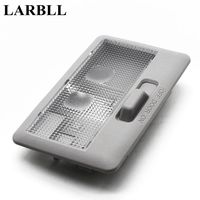 LARBLL Car Auto Gray Dome Reading Light Lamp Interior Door Lights Fits For Suzuki SX4 Swift
