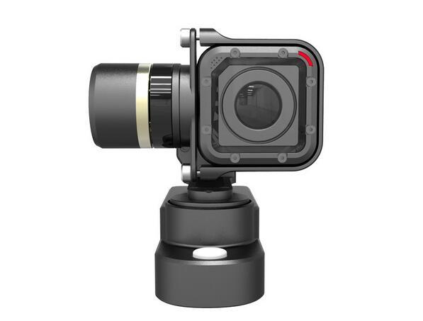 Feiyu Tech WGS 3-Axis Wearable Gimbal for GoPro 4 Session Camera feiyu tech fy wgs wgs 3 axis wearable gimbal