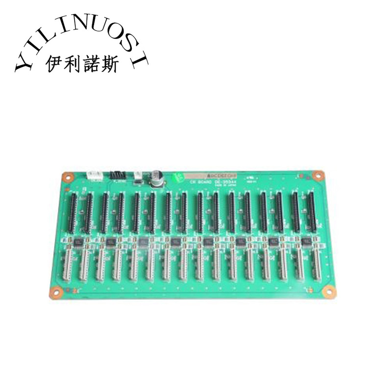 Mutoh Carriage Board for RJ-8000 / RJ-8100 / RH2 Printers - Second-hand Board mutoh steel belt suitable mutoh rj 8000 rj 8100 rh2 vj 1604 1604w